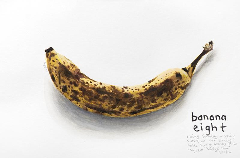 Banana Eight