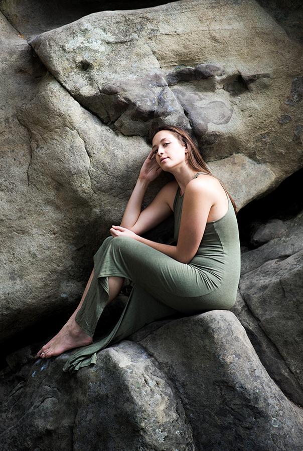 Los Gatos, CA Model: Heather Goodman Photo: Laura Johnston 2016