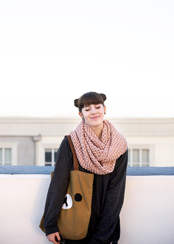 San Jose, CA Model: Kayla Johnston Photo: Laura Johnston 2016