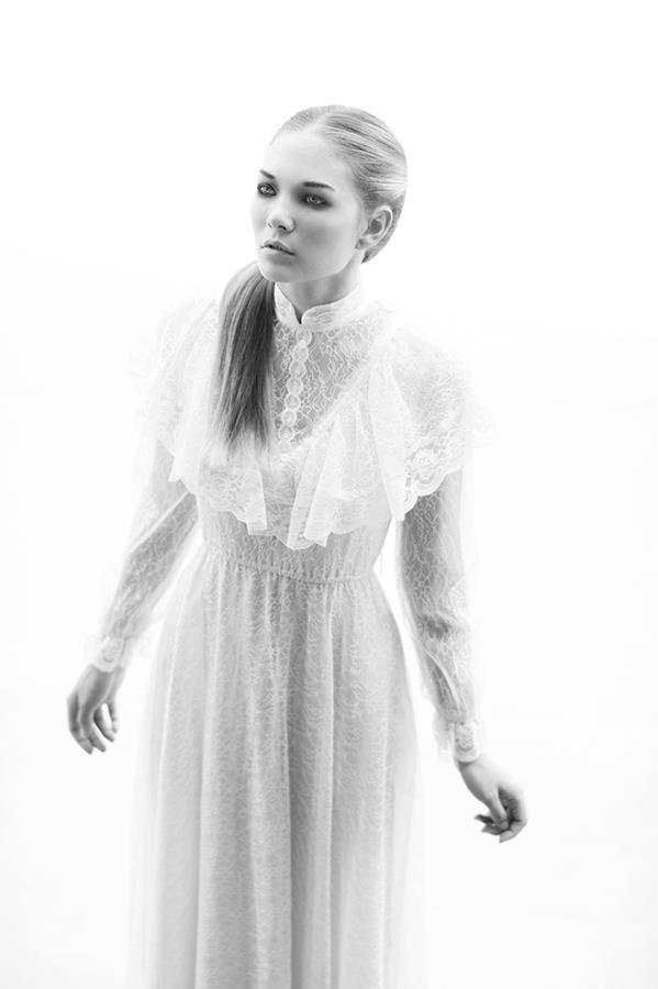 Mebane, NC Model: Sarah Meyer Photo: Laura Johnston 2012