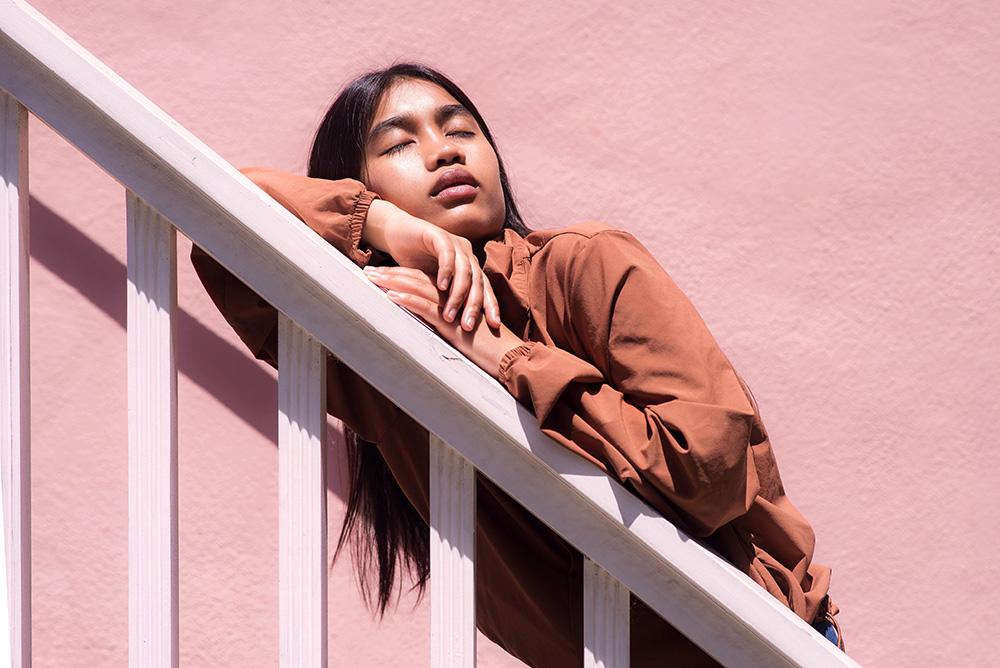 San Jose, CA Model: Chelsea Photo: Laura Johnston 2017