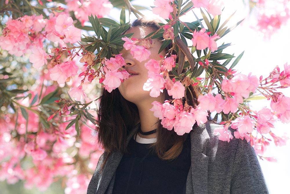 Photo: Laura Johnston | Model:  Tamara Chang