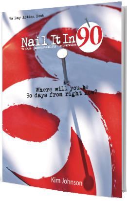 Nail It In 90 Workbook