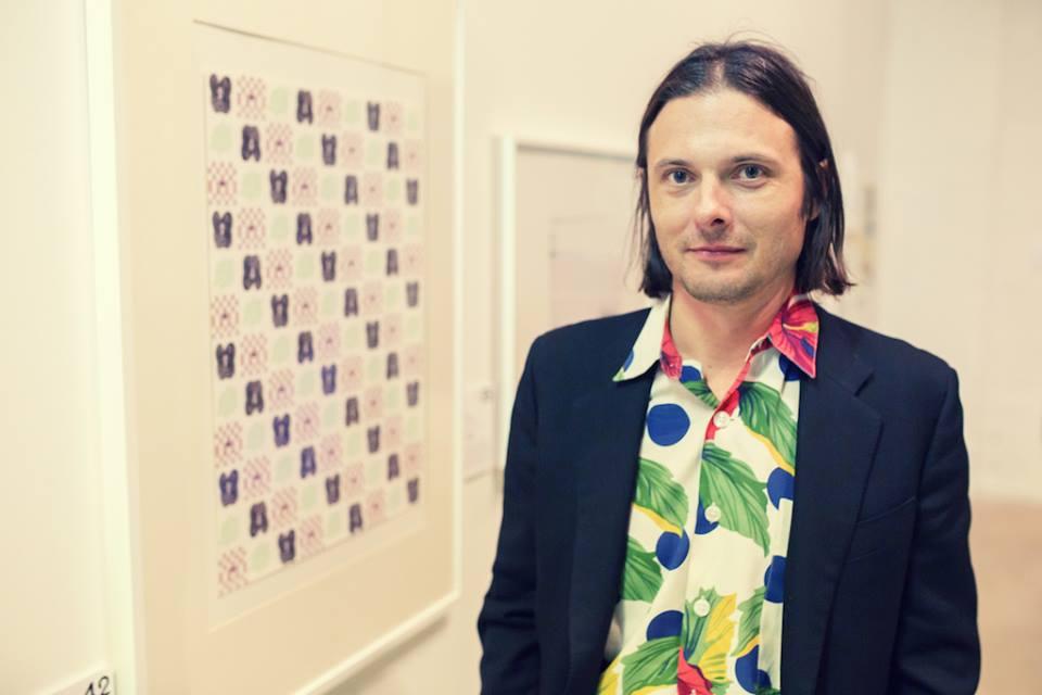 Artist Jason Yates