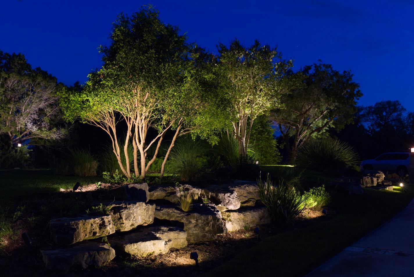 KICHLER LANDSCAPE LIGHTING