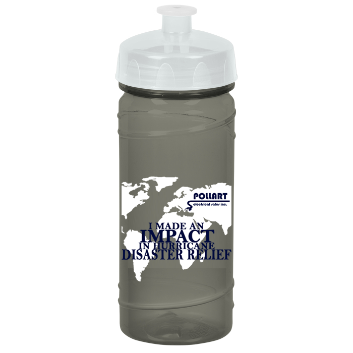 As a THANK YOU,Each Contributor will receive a customized water bottle! -