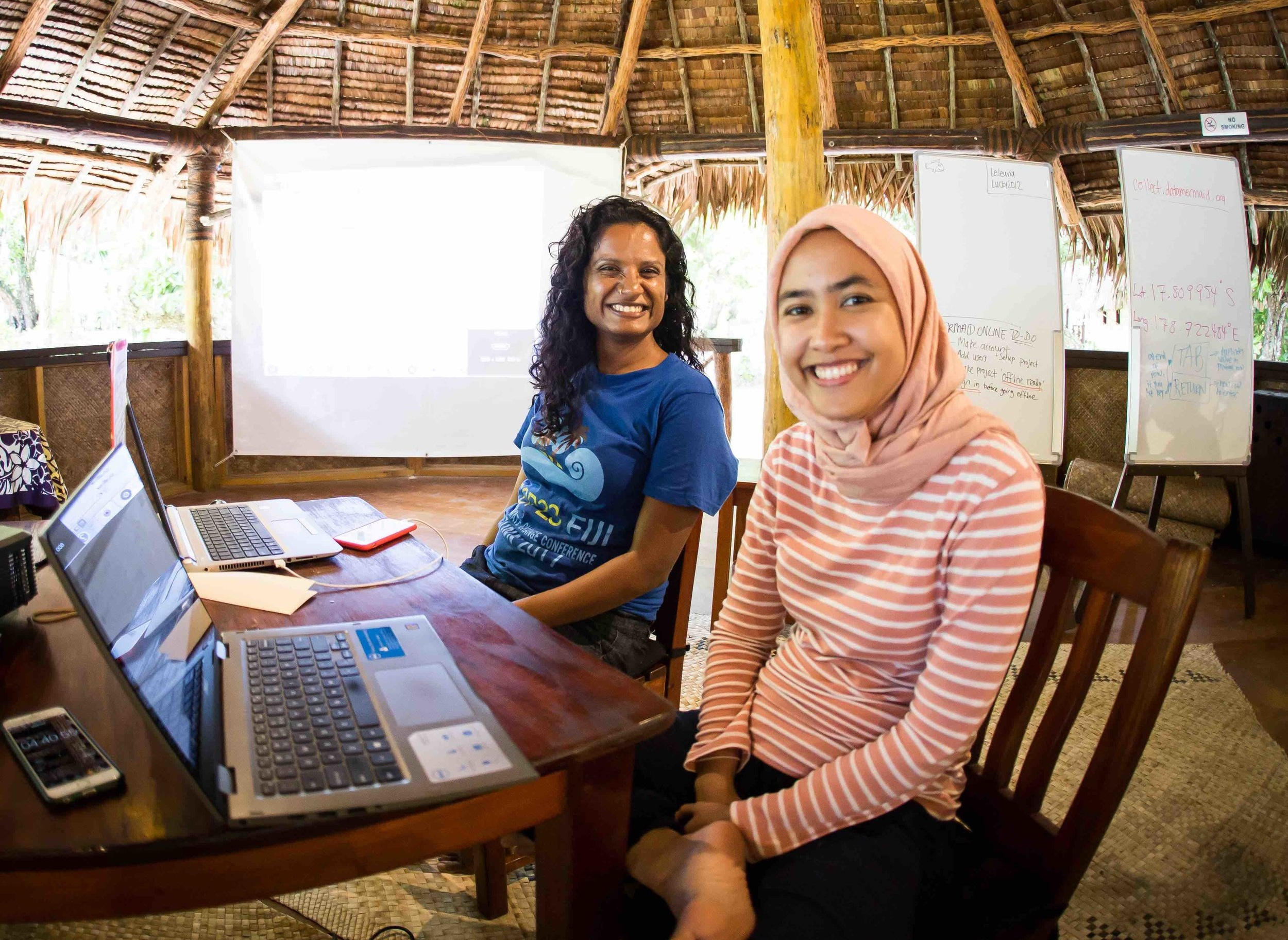 MERMAID accelerates data entry, analysis and reporting for field scientists around the world.  Our first User Summit was held in Fiji in December 2018 .