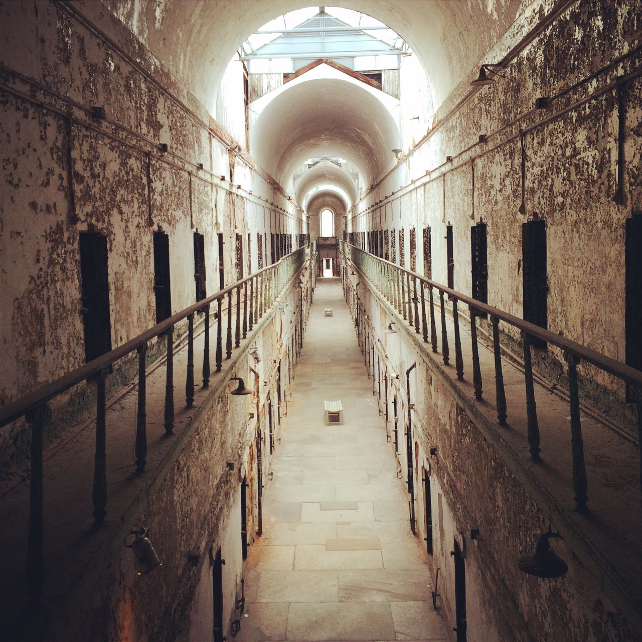 Eastern State Penitentiary - Philly - 2.12.15