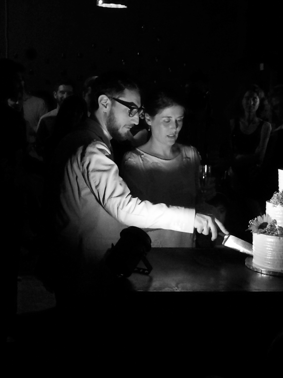 Adam & Amelie's wedding - Greenpoint, BK - 9.14.14
