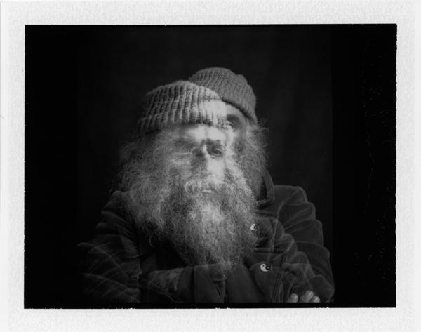erikleesnyder :     polaroid of Daniel Higgs from my shoot last night for Swedish Energies