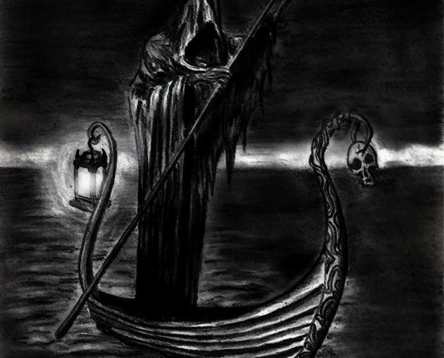Art: The Charon by  BloodEagle  @ DeviantArt