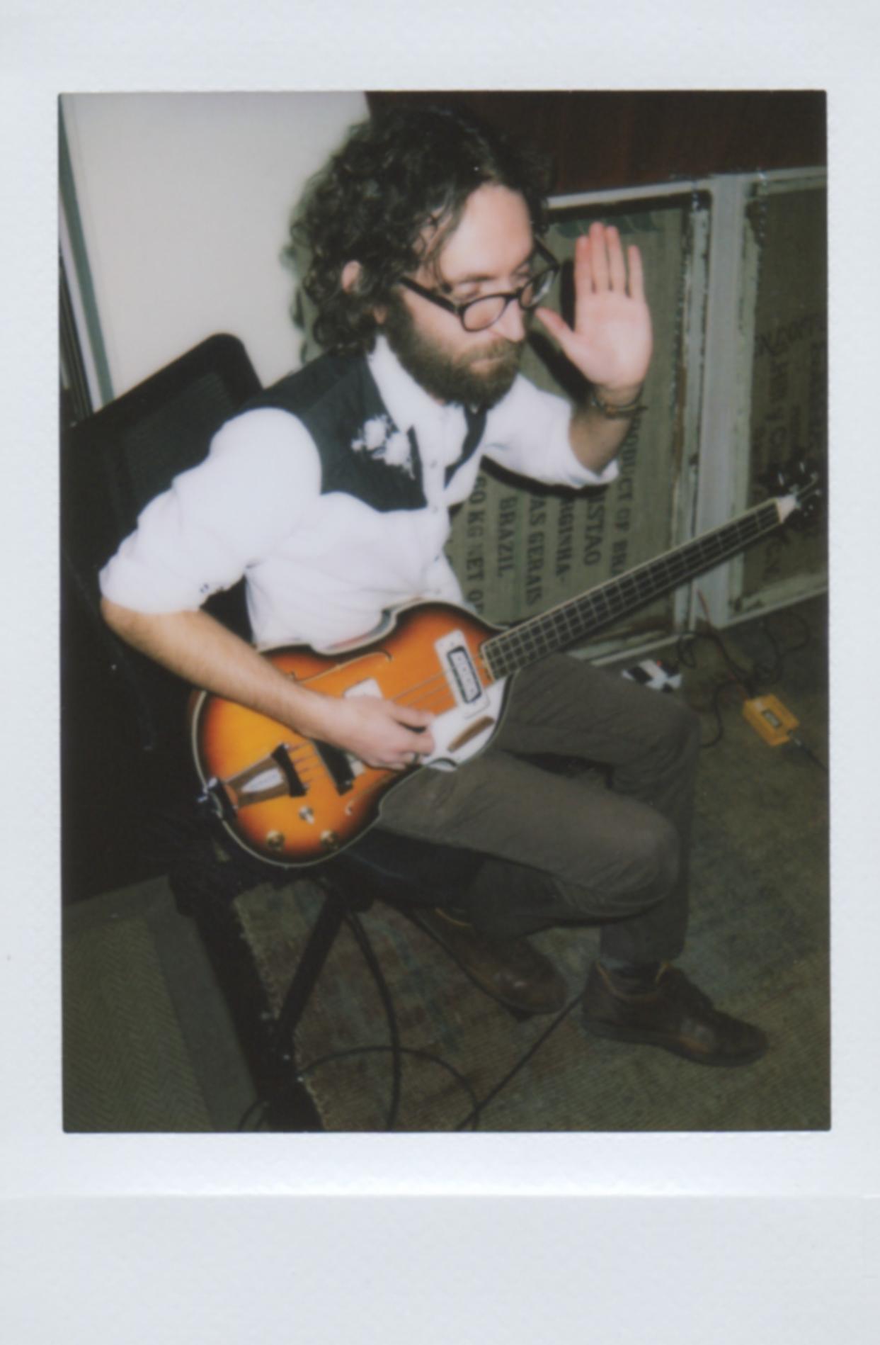 Jesse Phillips  Musician (Bass) Kick Drum Trampolinist
