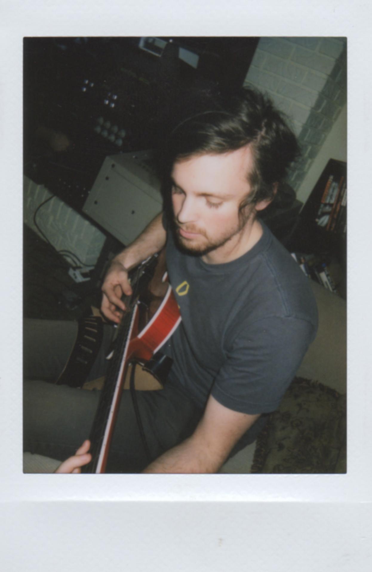 Adam Morrow  Musician (Vocals/Guitar/Bass) Crunchy