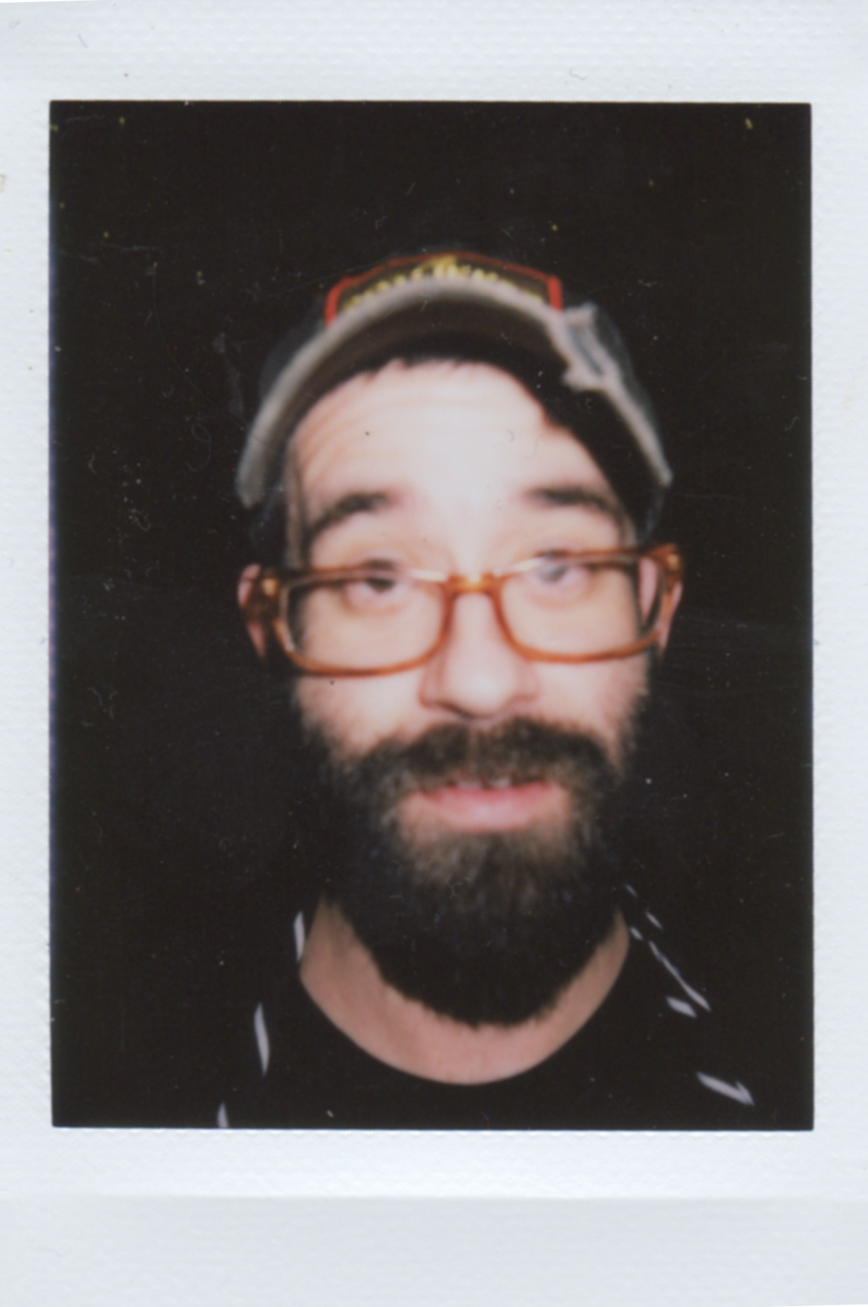 John Cartwright  Musician/Rivertown Coffee Bran Muffin