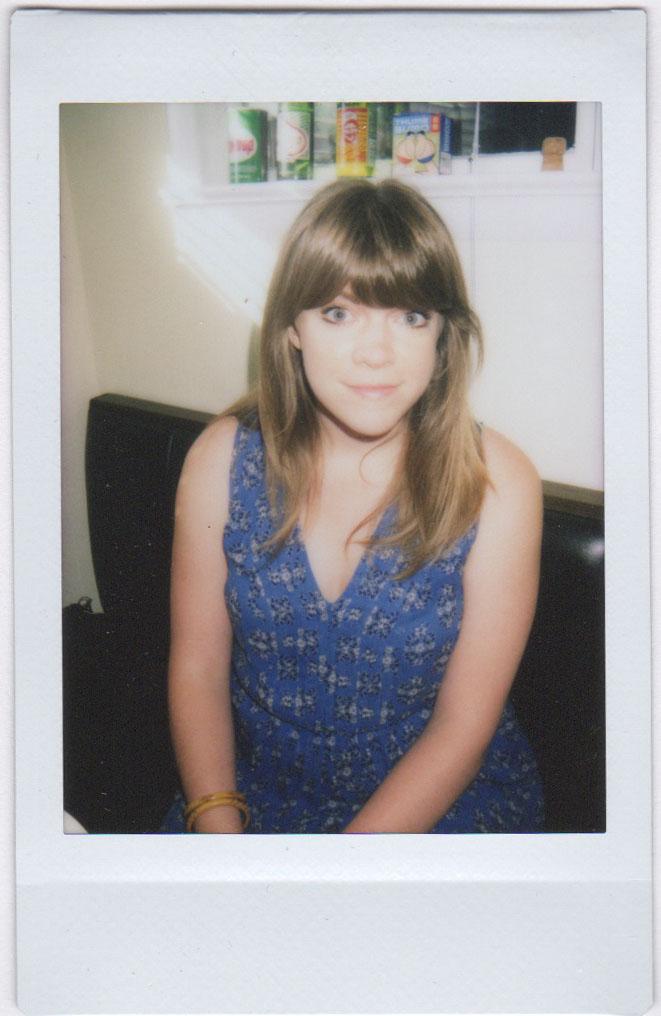 Hannah Hayes  Writer/Top Notch Human Boo