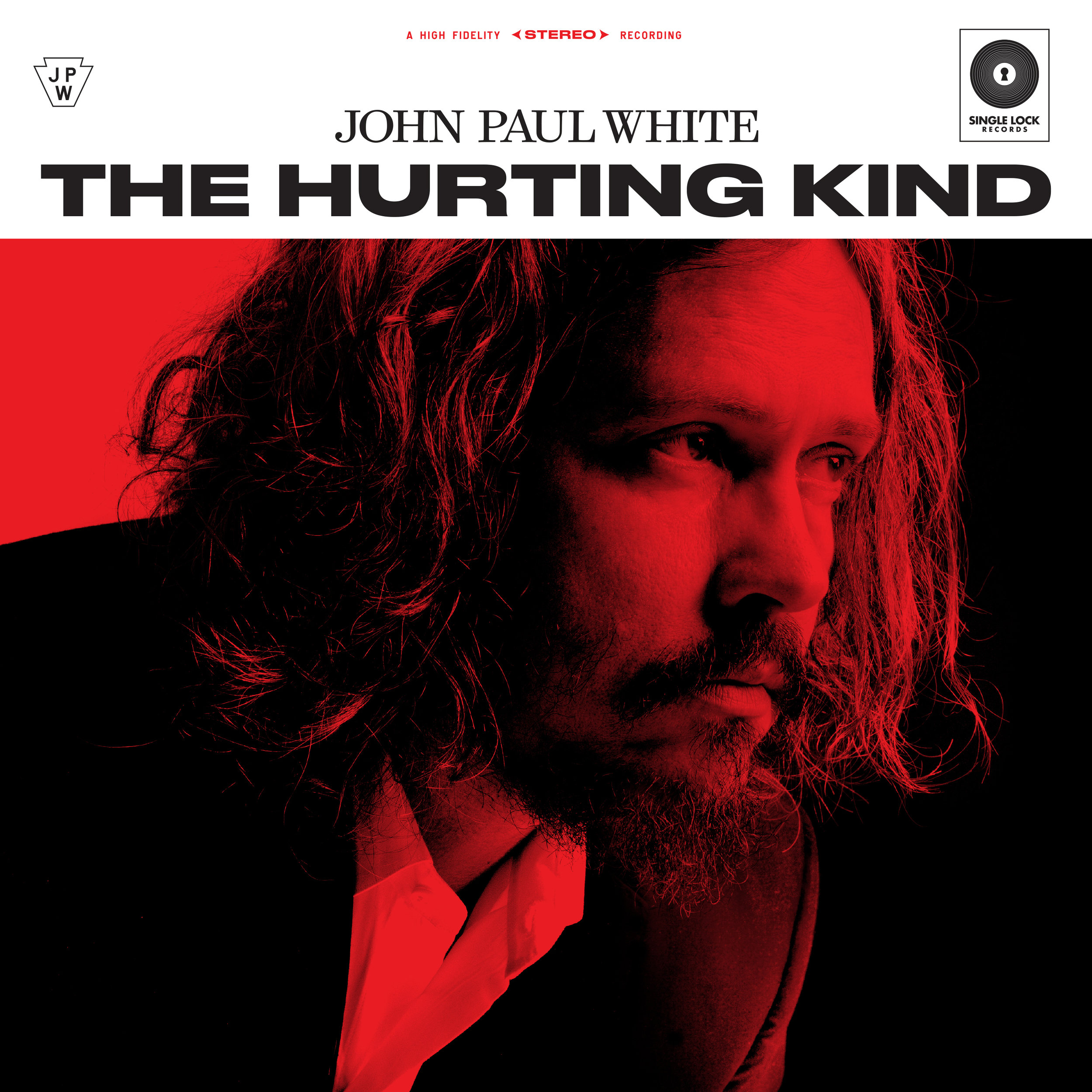 SL028:  John Paul White -  The Hurting Kind   SL029:   Record Store Day edition