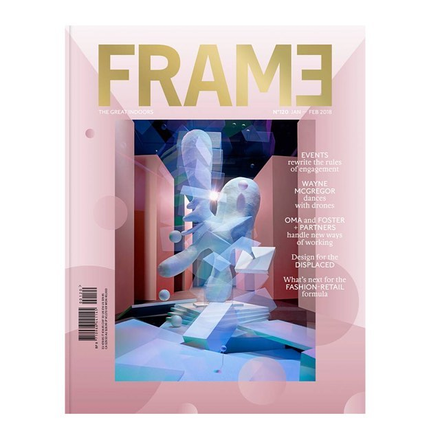 Studio Ossidiana is featured on FRAME Magazine #120 @framemagazine among other great terrazzo projects 💎 #studioossidiana#terrazzo#concrete#framemagazine#2018#interior#architecture#design