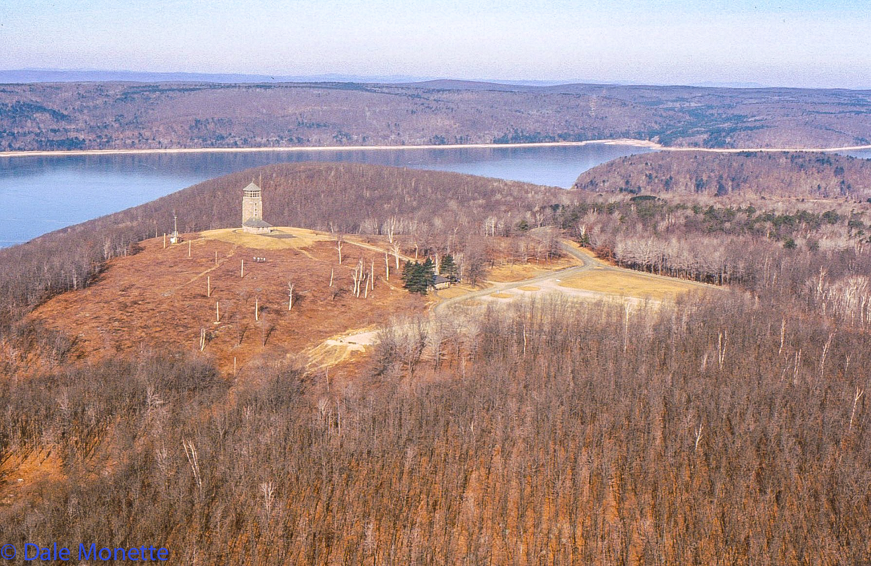 The Quabbin Tower