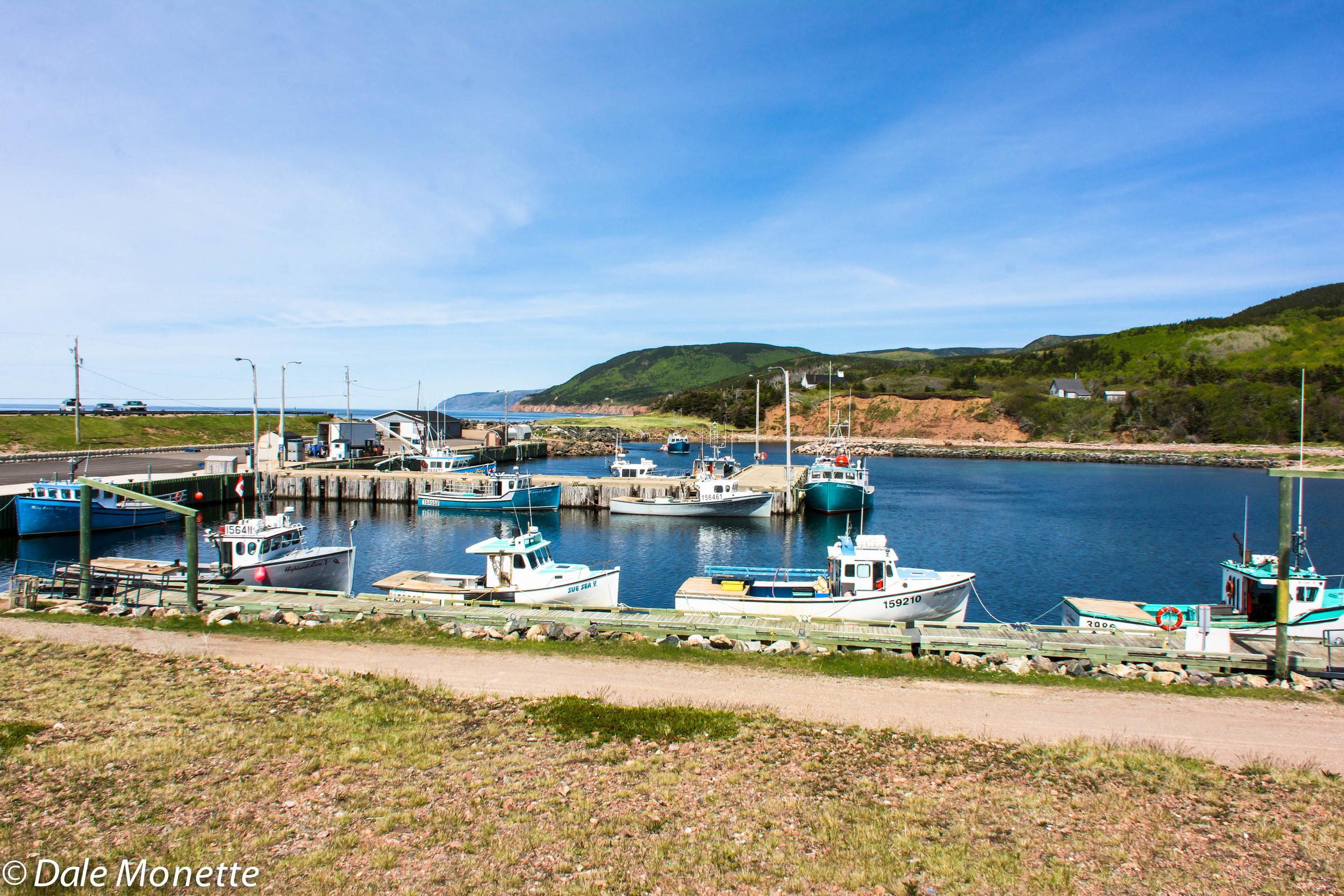 Pleasant Bay,  Cape Breton, Nova Scotia, Canada