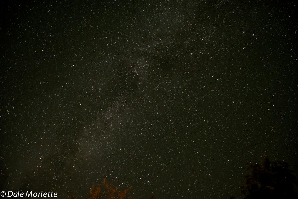 The Milky Way from the Aspy Bay, Cape Breton Island, Nova Scotia, 10:45PM... 10/15/15