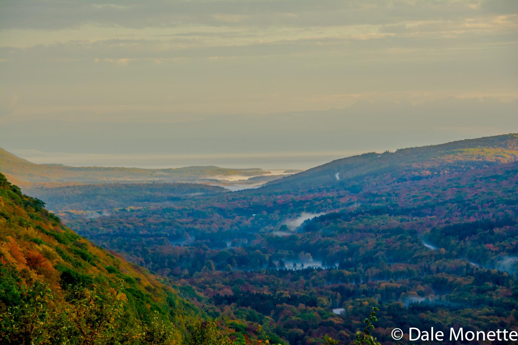 The Sunrise Valley, Cape Breton