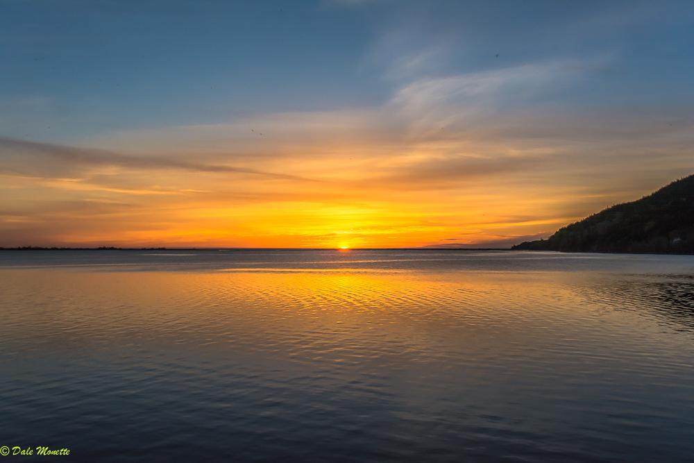Sunrise, 6/11/17, South Harbor, Cape Breton, Nova Scotia......