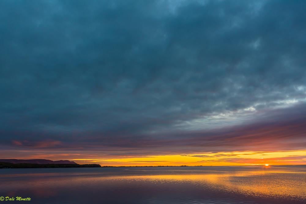 Sunrise, South Harbor, Cape Breton NS Canada  6/11/18