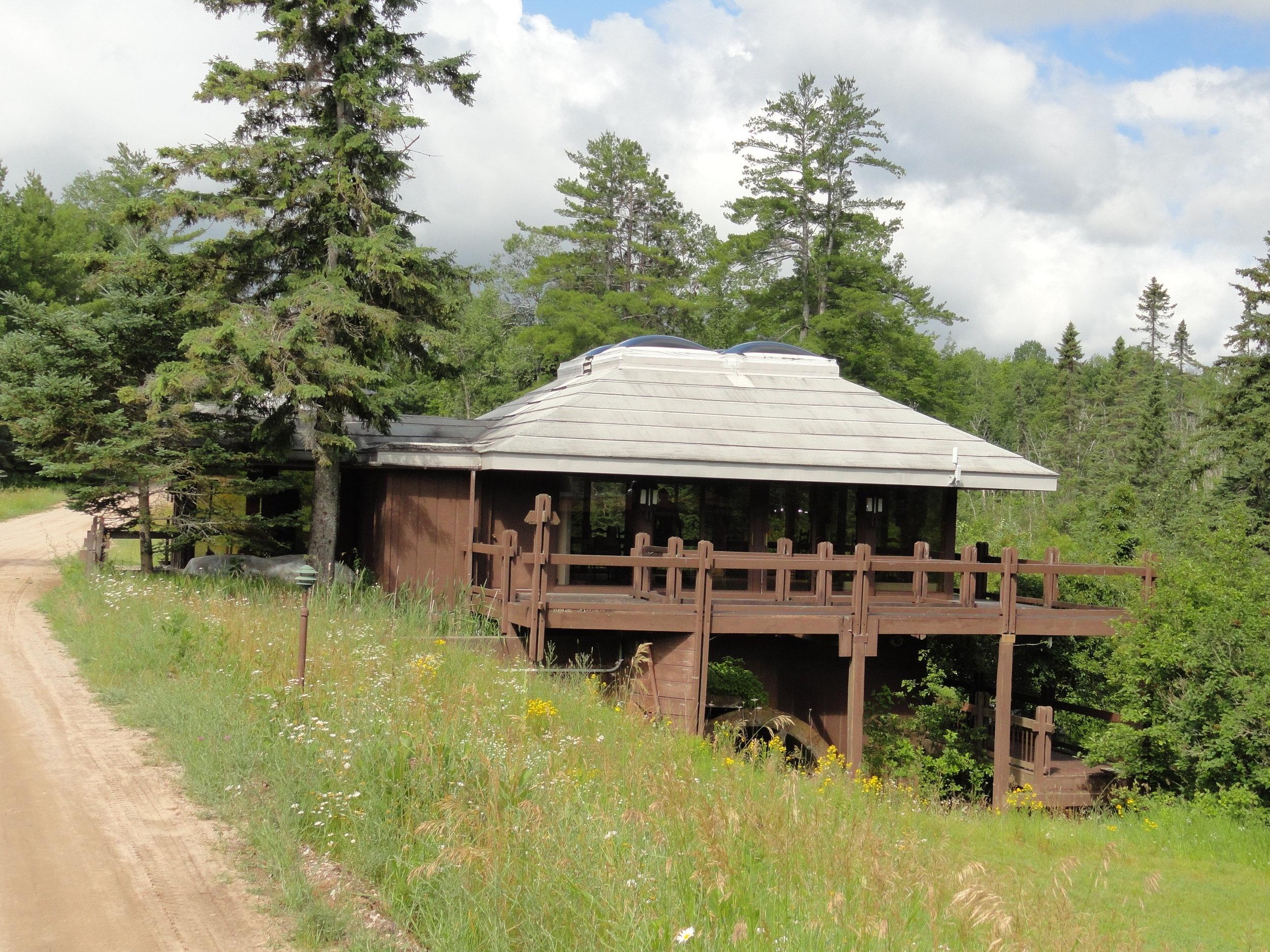 the wheel house