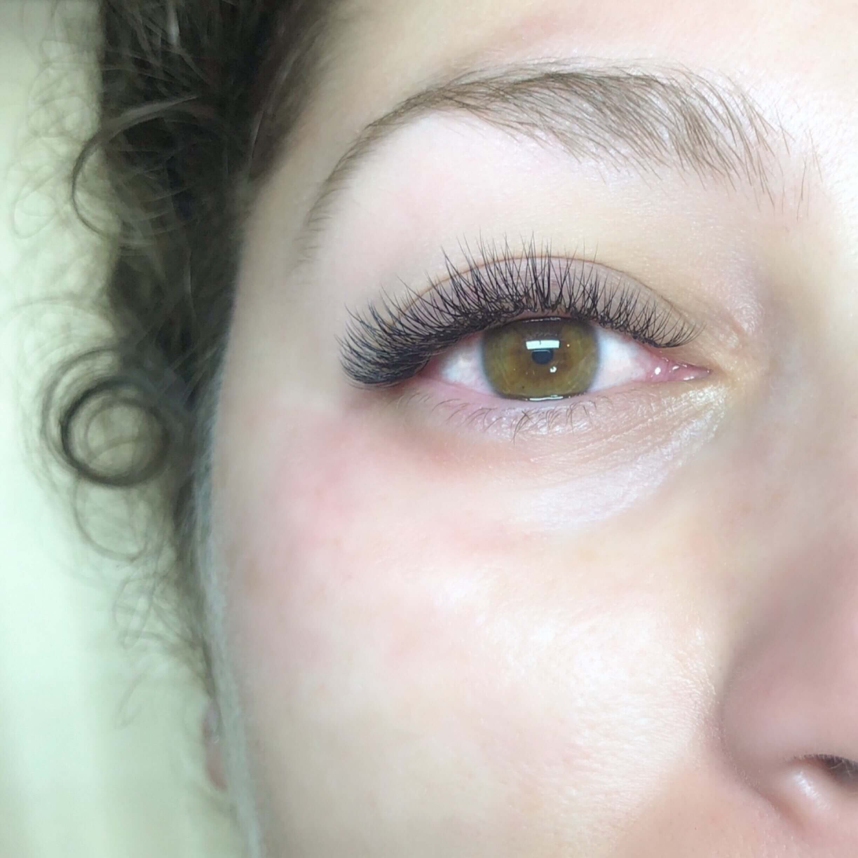 Paradise Hybrid Eyelash Extension Set