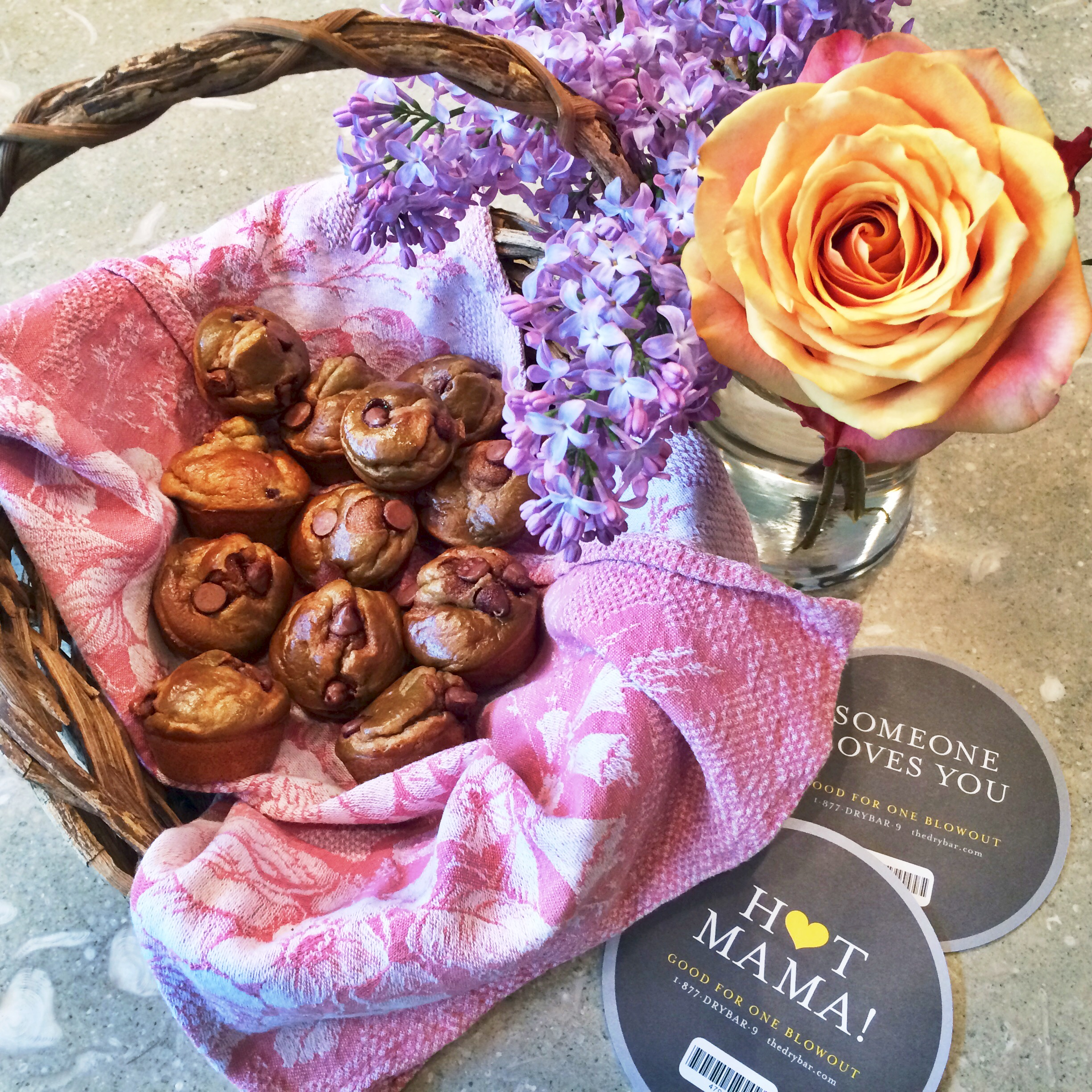 mother's day muffin recipe