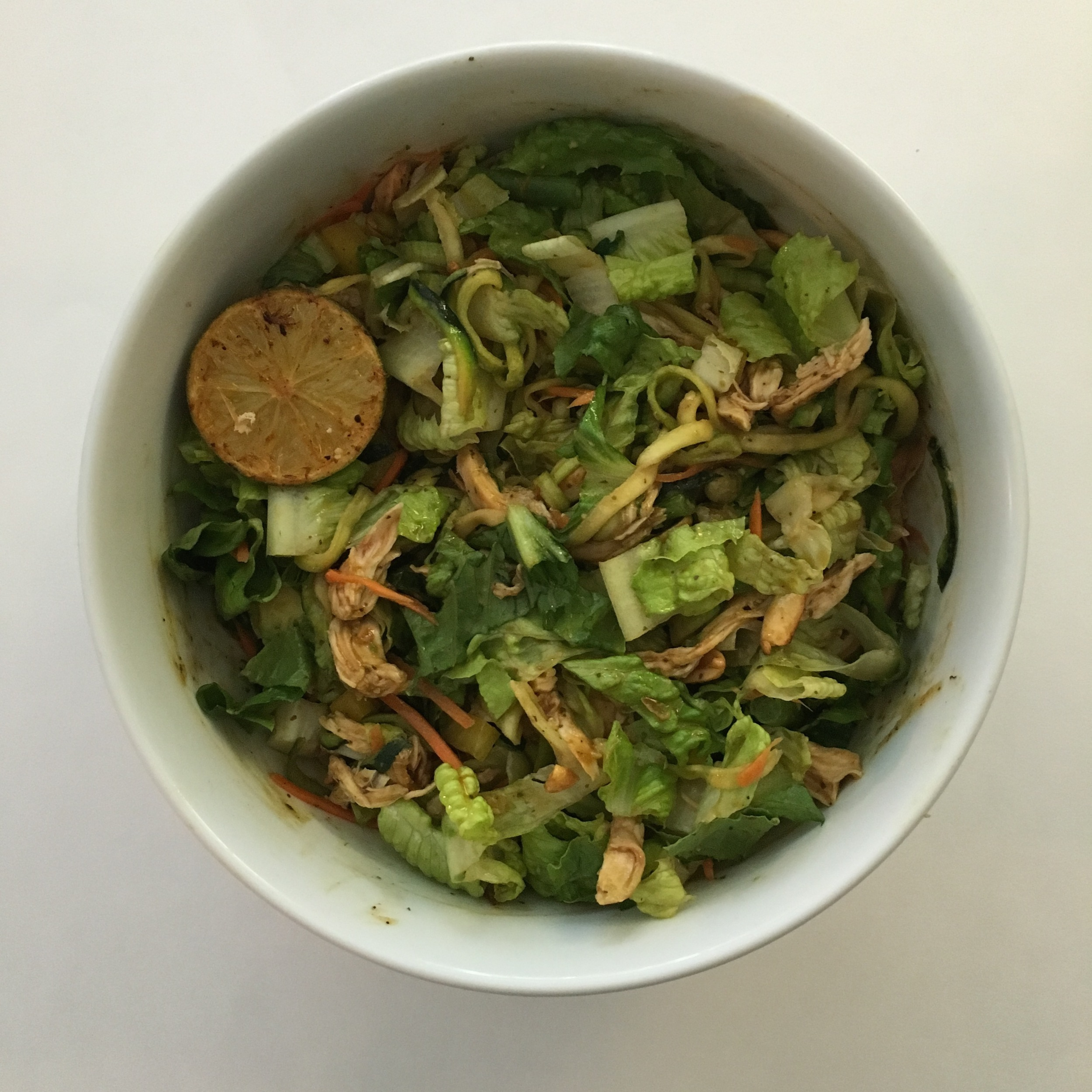 tovita nutrition chinese chicken salad