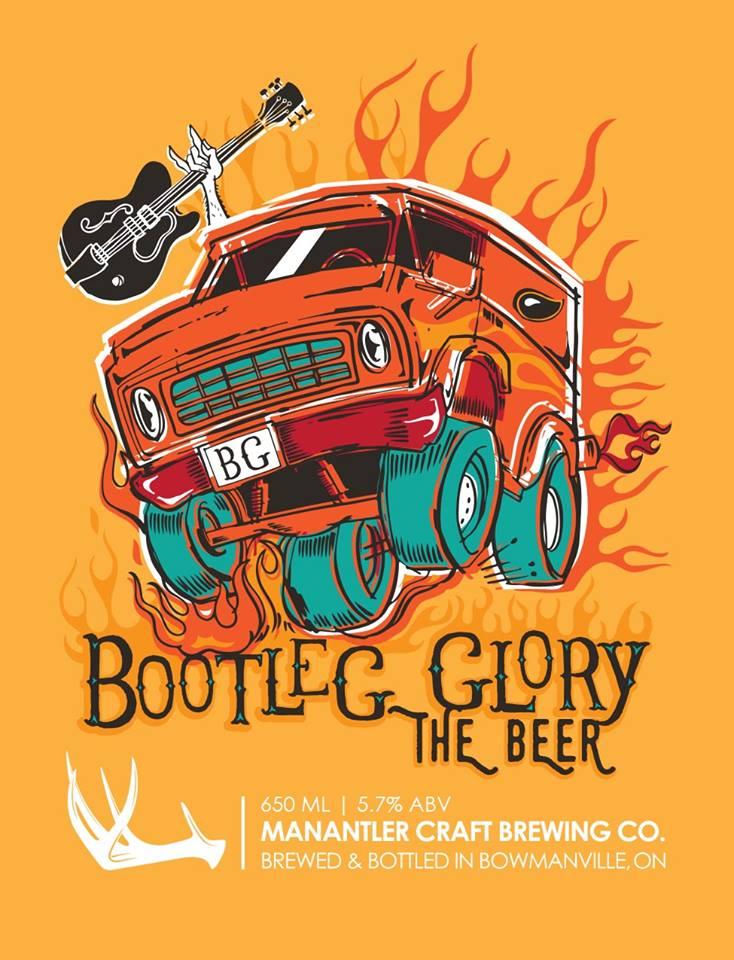 BOOTLEG GLORY - The Beer