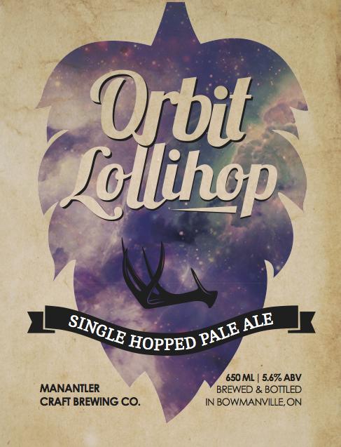 Orbit Lollihop Pale Ale