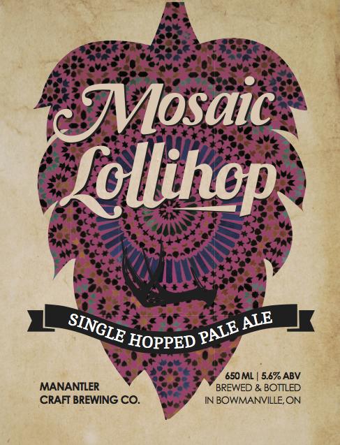 Mosaic Lollihop Pale Ale