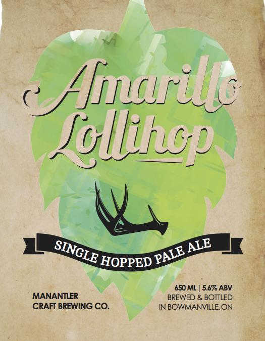 Amarillo Lollihop Pale Ale