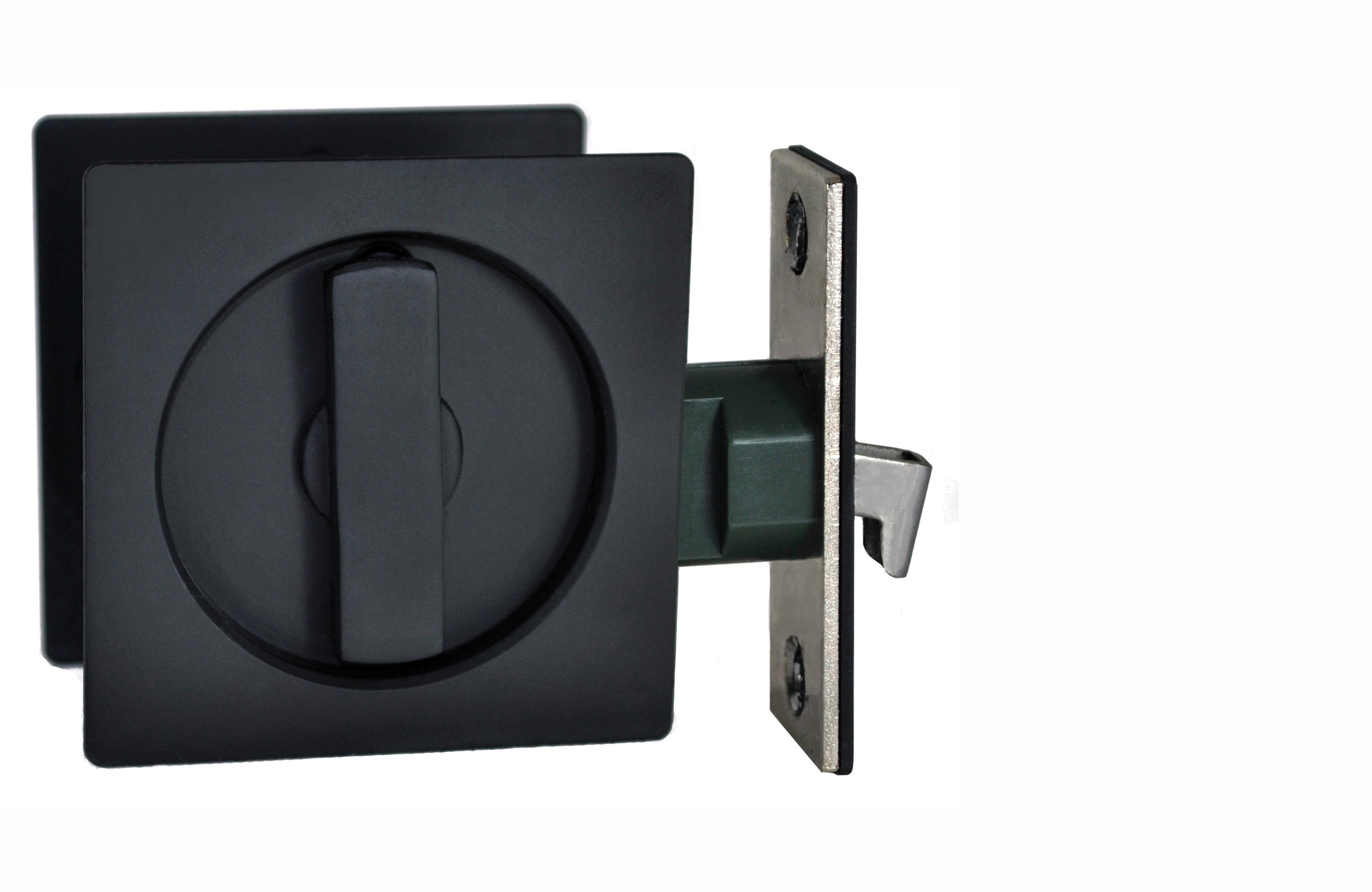 Cavity Sliding Privacy Door Lock