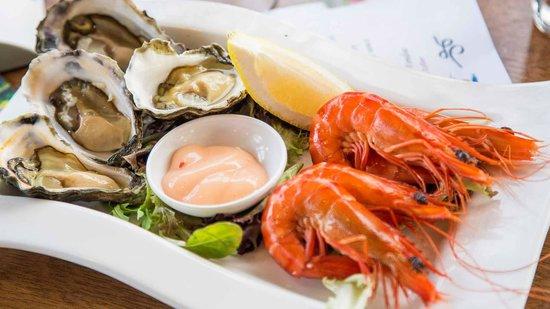 Sydney seafood @sydneyfishmarkets
