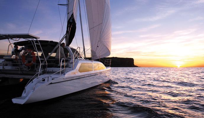 Sydney harbour cruise
