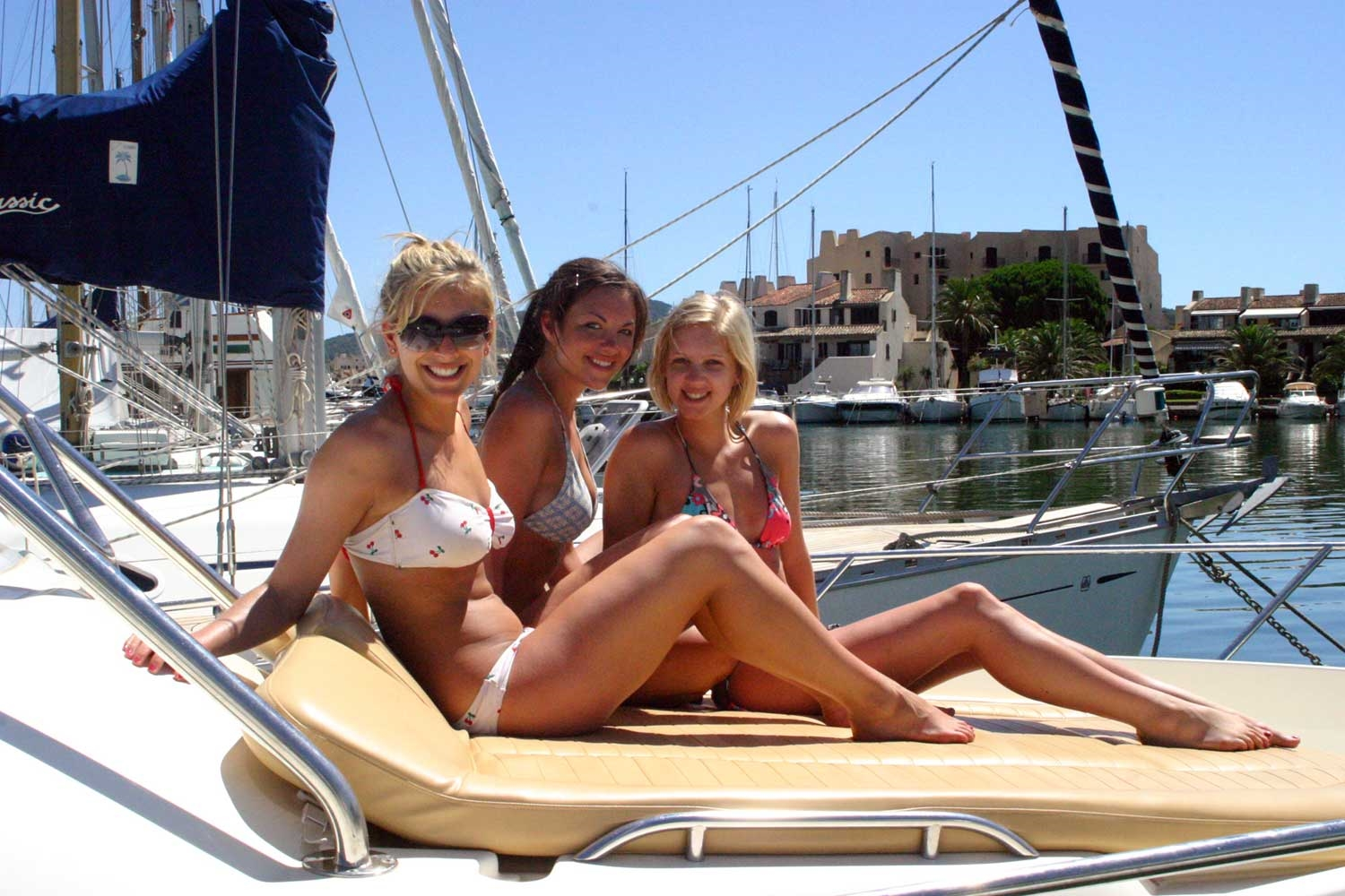 chicks on a boatjpg.jpg