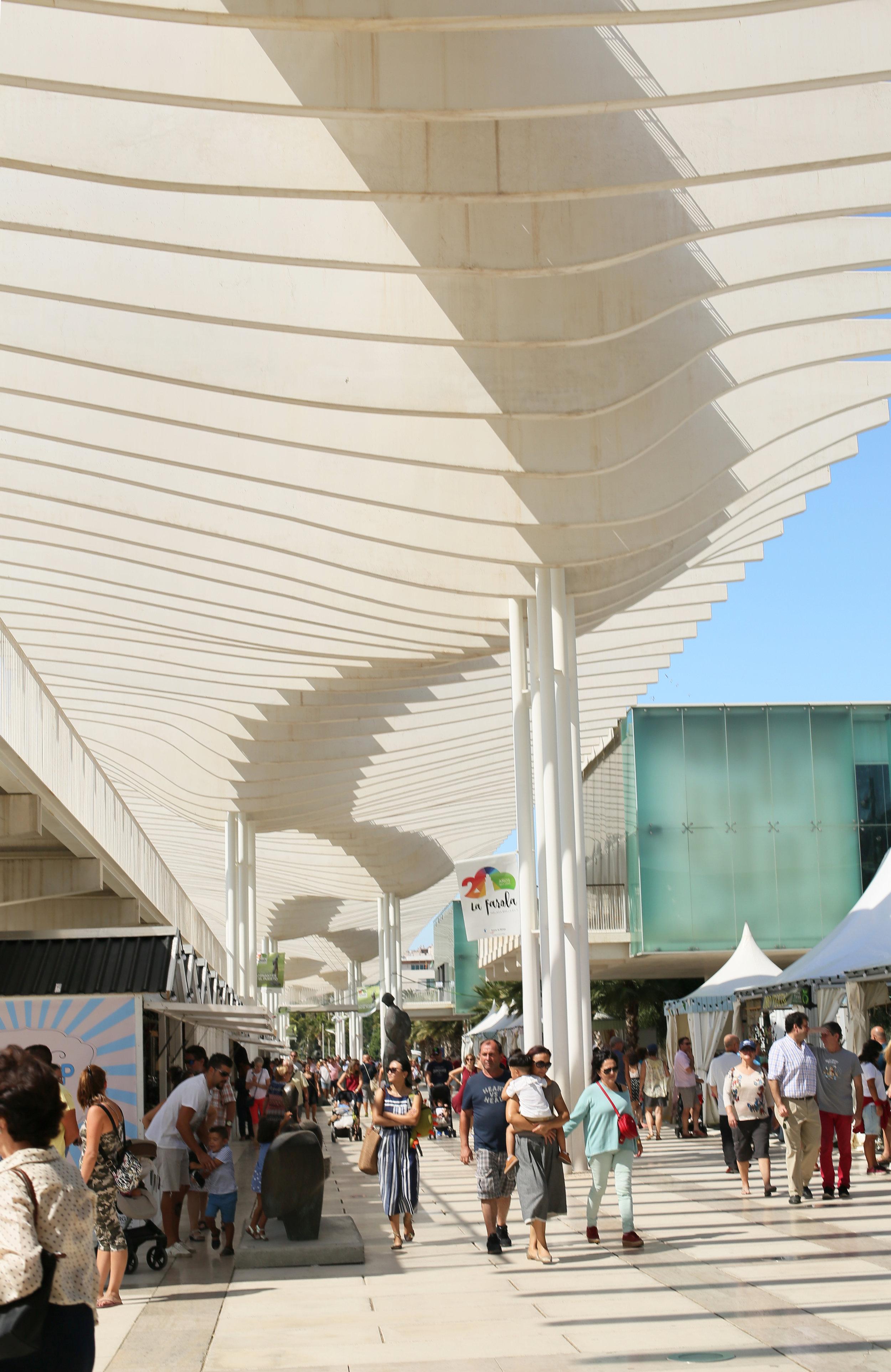 Málaga Boardwalk