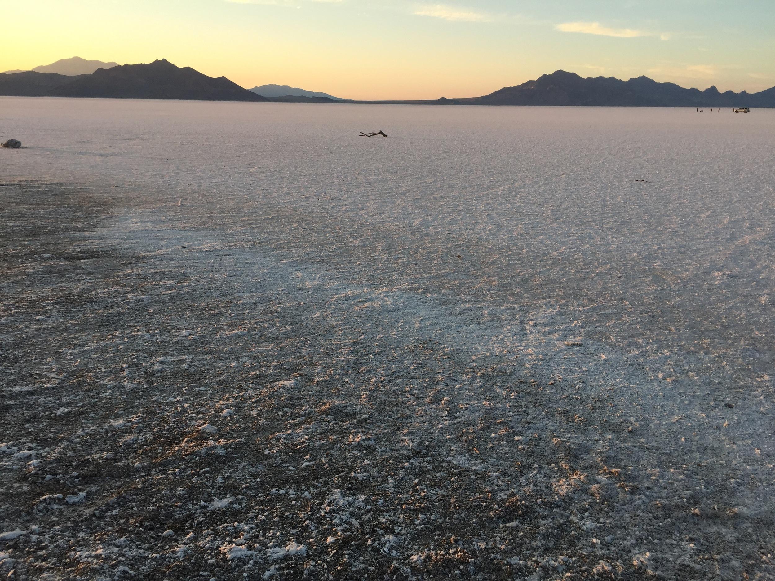 Abt 8pm Bonneville Salt Flats