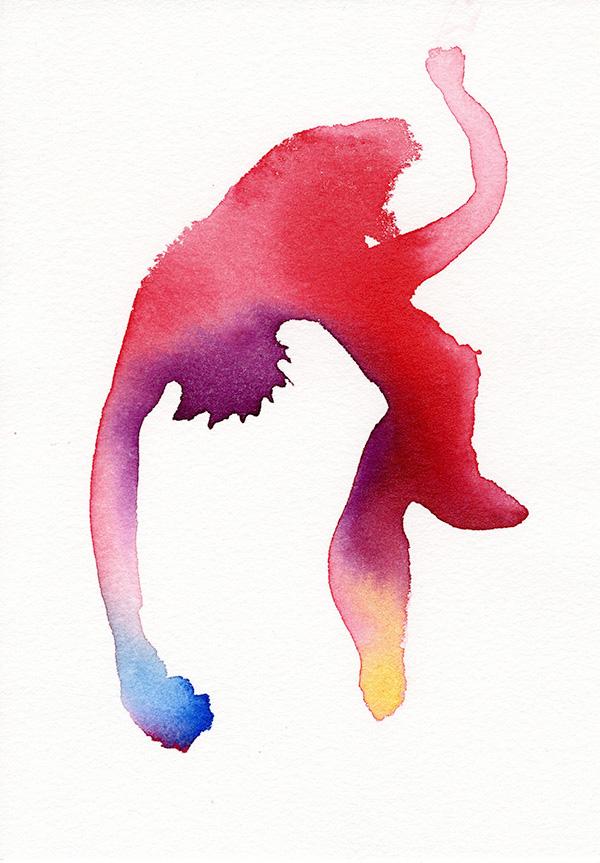 Red Dancer (sold)