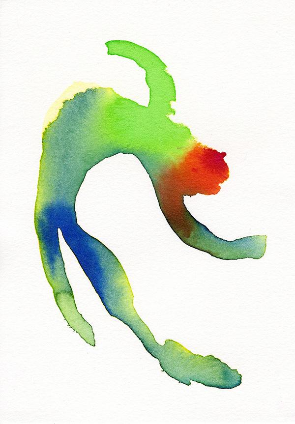 Green Dancer (sold)