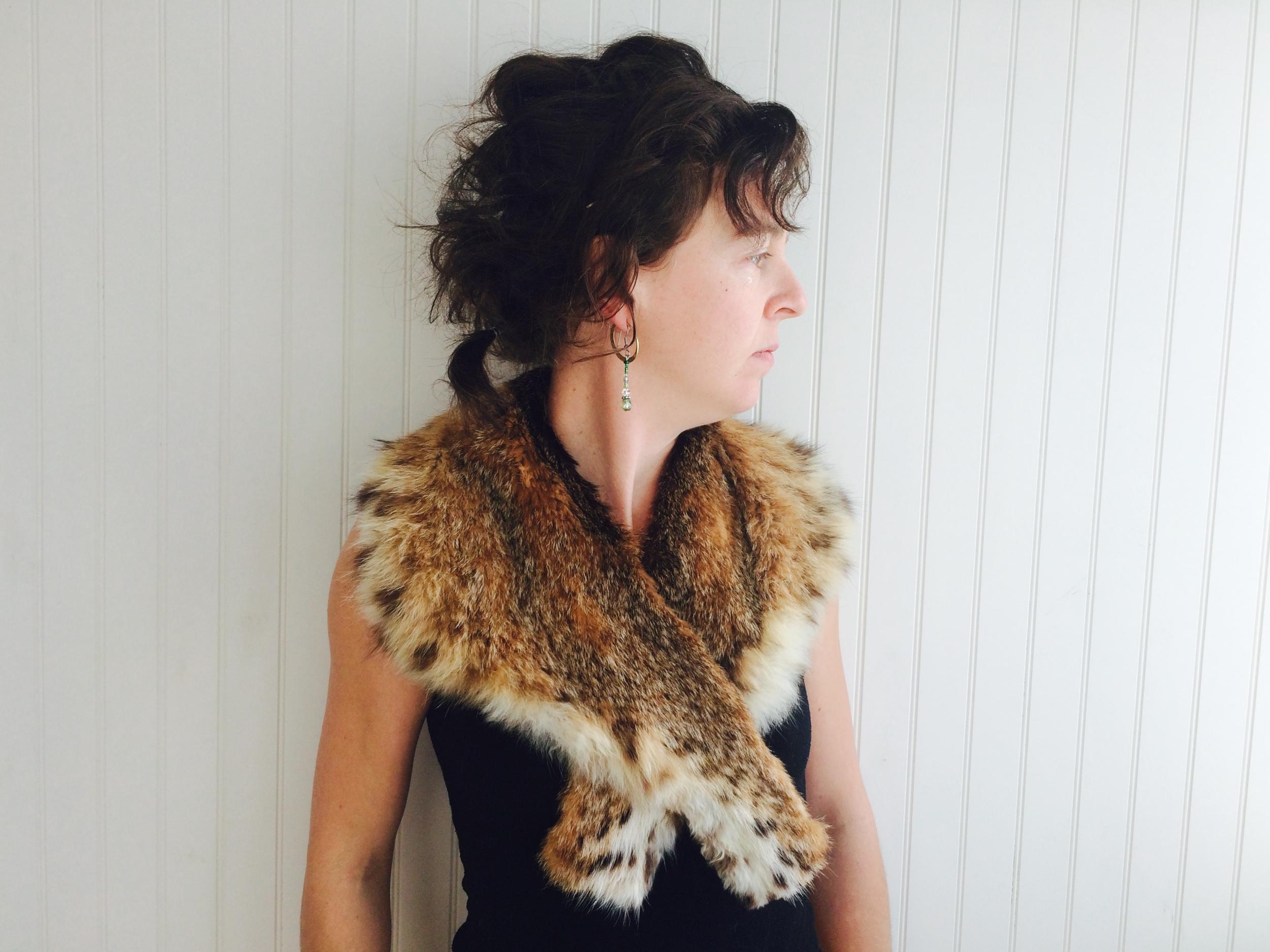 Linx bobcat RE | fashioned collar