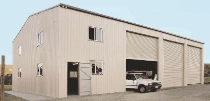 Industrial Shed with Office