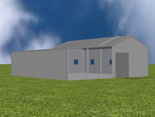 Workshop and Storage Shed