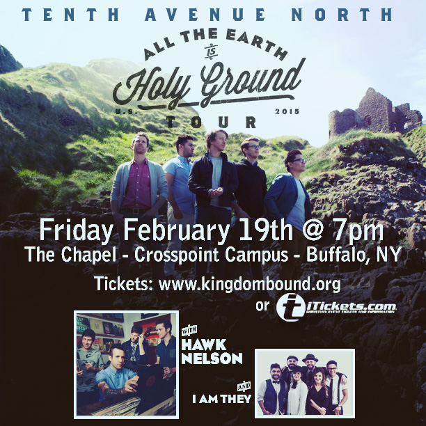 Tenth Avenue North in Buffalo, NY