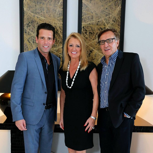 Best hosts we could ask for!  #zumicollection #abstract #art #dallas #thankyou