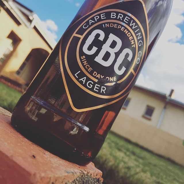 Best of Africa. @capebrewingco #evenbetterthangermanbeer #lesotho #overlanding w/ @davidduchemin & @noseworthynotes