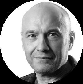 JAREK WIEWORSKI  Managing Creative Director, McCann World Group—Tbilisi/Yerevan Tbilisi, Georgia (Country, not the State!)